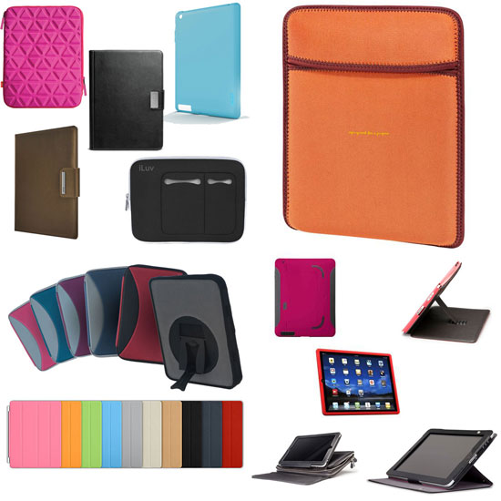 Cover It Up: iPad 2 Cases For Every Style