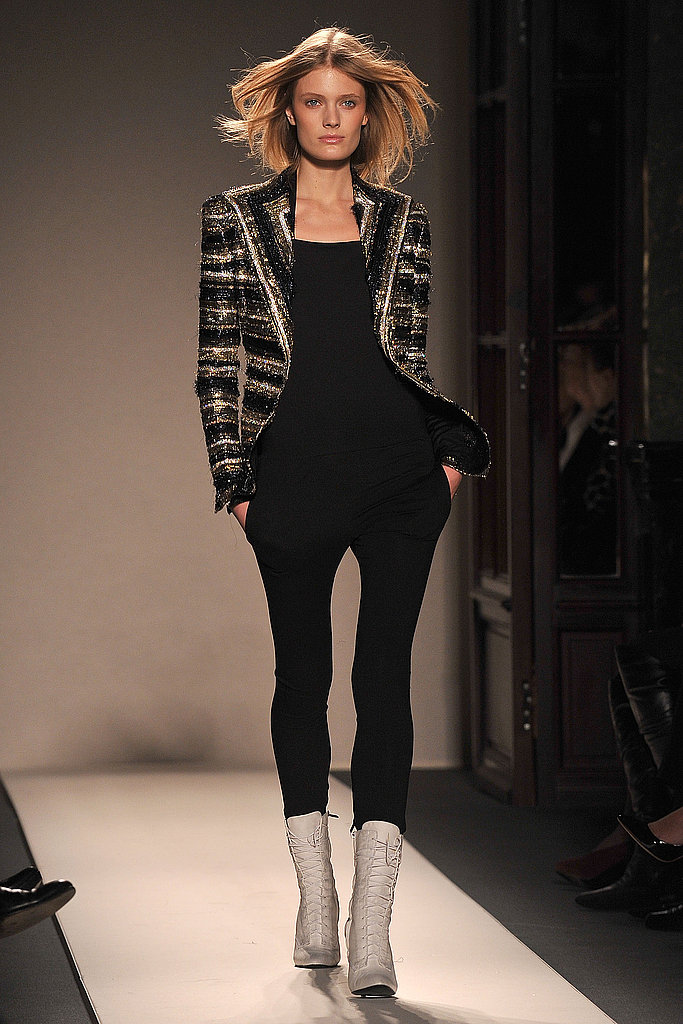2011 Fall Paris Fashion Week: Balmain
