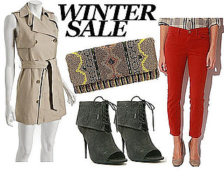 Shopping the Winter Sales!