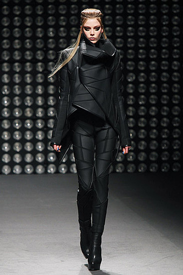 Photos of Gareth Pugh Autumn Winter 2011 at Paris Fashion Week