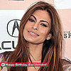Eva Mendes's Hair and Makeup Changes