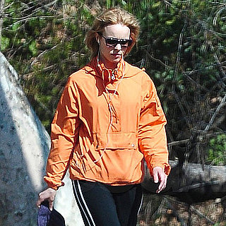 Pictures of Rachel McAdams Walking in LA