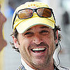 Pictures of Patrick Dempsey at the Homestead-Miami Speedway 2011-03-06 07:04:00