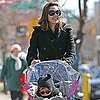 Pictures of Jessica Alba in NYC With Her Daughter Honor