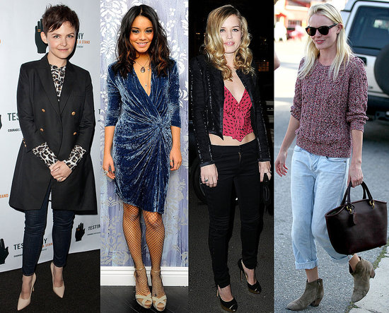 Fab's Top 10 Celebrity Looks of the Week — Kate, Ginnifer, Vanessa, and More!
