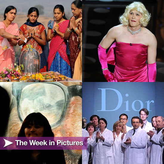 Pictures From the Week of February 27