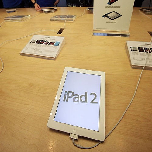 iPad 2 Review and First Impressions