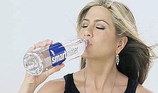Video of Jennifer Aniston Getting Double Rainbow Guy, Cute Babies and Puppies, and More For Smartwater