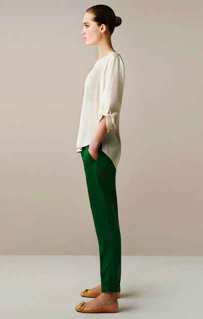 Bright Colors and Modern Cuts Dominate Zara's March Lookbook