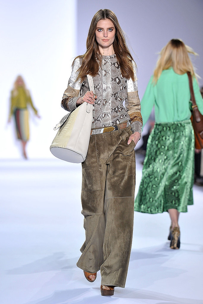 2011 Fall Paris Fashion Week: Chloé
