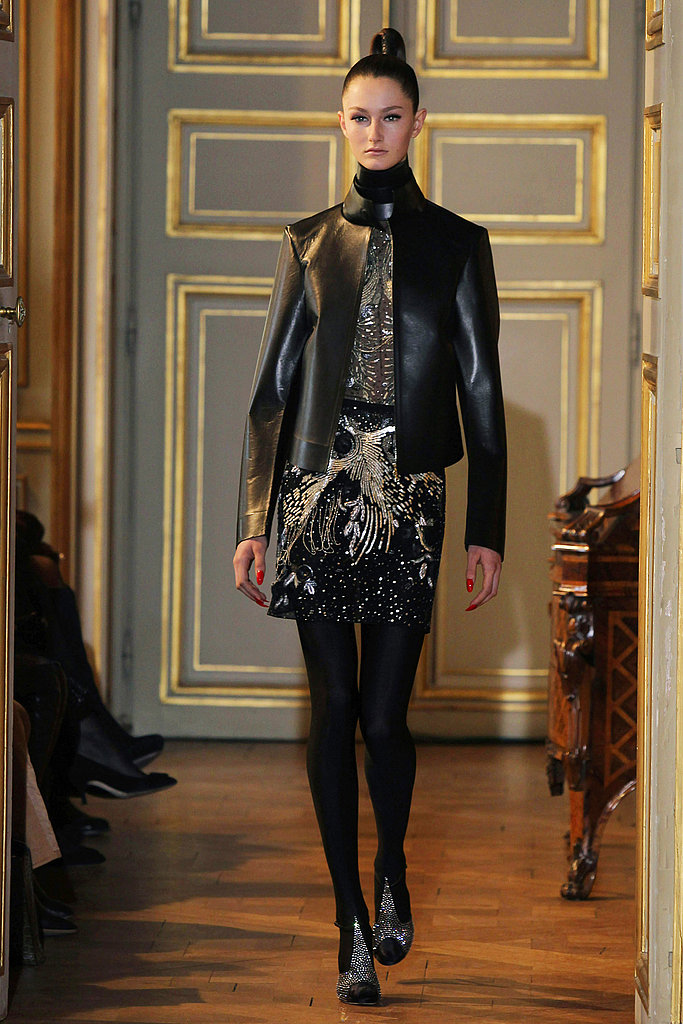 Fall 2011 Paris Fashion Week: Emmanuel Ungaro