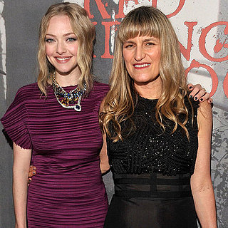 Pictures of Amanda Seyfried and Catherine Hardwicke at the Red Riding Hood Premiere at Mann's Chinese Theater in LA