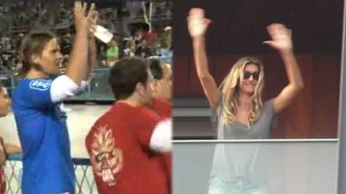 Video: Tom Brady and Gisele Bundchen Show Off Dance Moves