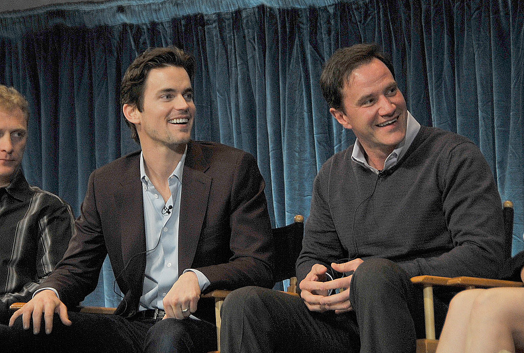 Tiffani Thiessen, Matt Bomer, and the Cast of White Collar Get Set For a Big Finale!