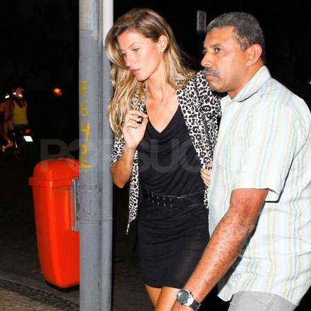Tom and Gisele Break From Wild Partying For a Romantic Date Night