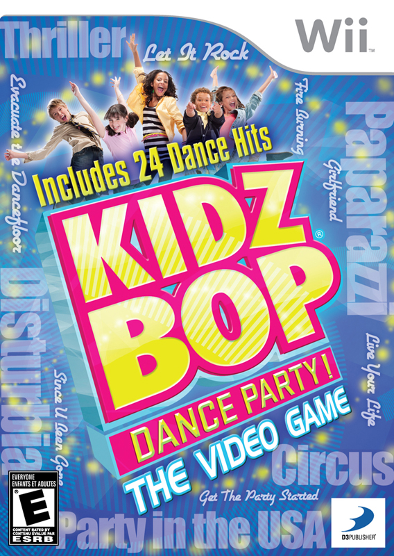 Kidzbop Dance Party