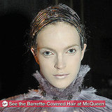 See the Amazing Hair From the 2011 Fall Alexander McQueen Show