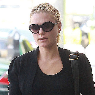 Pictures of Anna Paquin Visiting the Kate Somerville Salon in LA