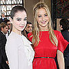 Pictures of Hailee Steinfeld, Ginnifer Goodwin, Mila Kunis, and Jennifer Lawrence at the Miu Miu Show at Paris Fashion Week