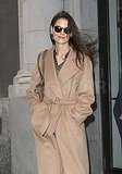 Katie Holmes Takes Manhattan Following a Broadway Show With Suri