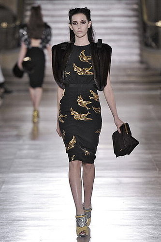 Fall 2011 Paris Fashion Week: Miu Miu