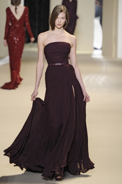 2011 Fall Paris Fashion Week: Elie Saab