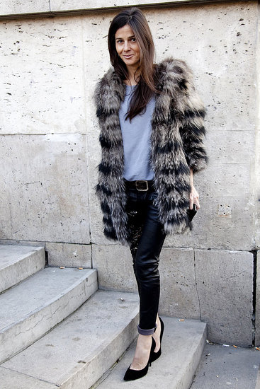 25 Super-Chic Moments in Paris Fashion Week Street Style!