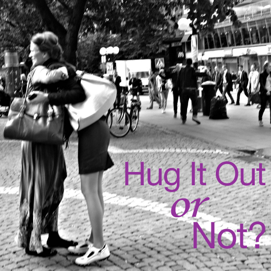 What Hugs Are Outside Your Comfort Zone?
