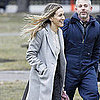 Pictures of Sarah Jessica Parker Filming in Boston