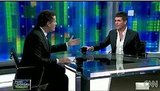 Video of Simon Cowell Talking American Idol on Piers Morgan
