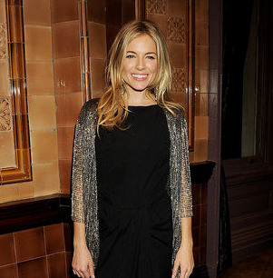 Pictures of Sienna Miller at the Premiere Party For the West End Production Flare Path