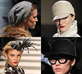 Hats and Headwear on the Catwalk at Paris Fashion Week Autumn Winter 2011