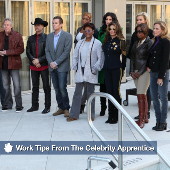 "7 Savvy Strategies From The Celebrity Apprentice: ""Unhappy Campers"""