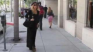 Video of Rodger Berman and Rachel Zoe Wearing Heels While Nine Months Pregnant!