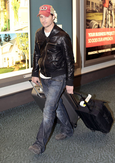 Peter Facinelli Lands in Vancouver to Get Back to Breaking Dawn