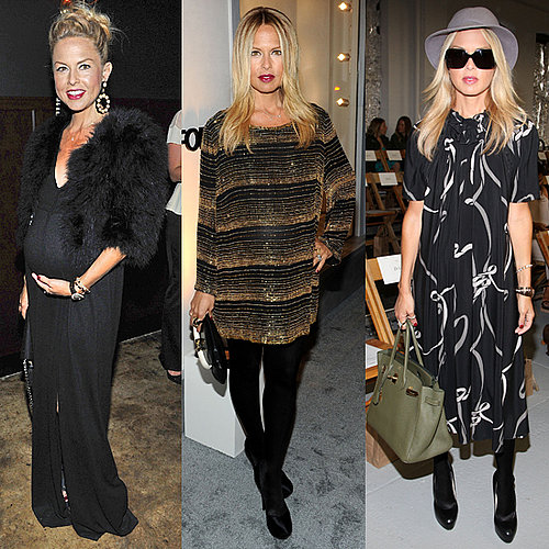 Rachel Zoe: A Look at All Her Outfits During Her Pregnancy 2011-03-15 03:23:22