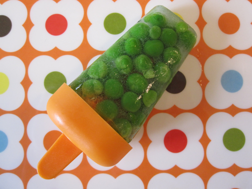 Peas in a Pop