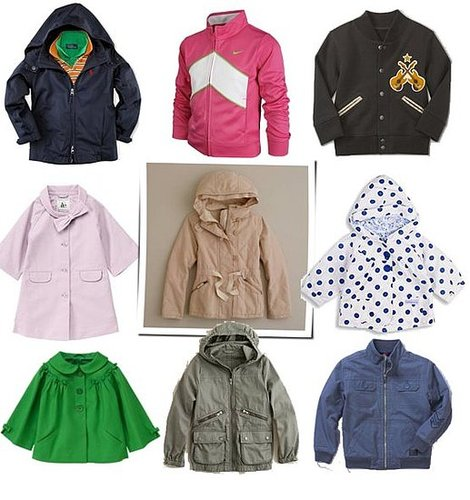 Lightweight Spring Jackets For Kids
