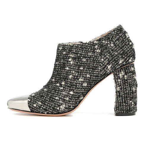 Photos of Jean-Michel Cazabat Fall 2011 Footwear Collection