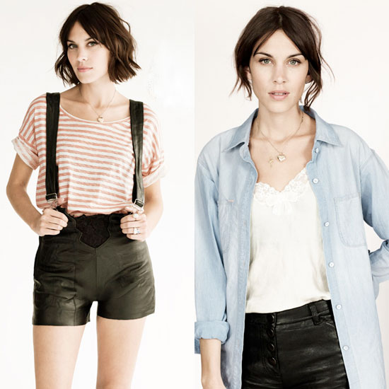 Alexa Chung Styles 5 Amazing Madewell Pieces — This Is Why We Love Them . . .