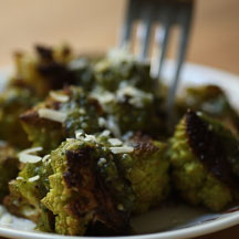 Healthy Broccoli Romanesco Recipe 2011-03-16 12:36:24