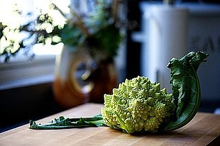 Broccoli Romanesco With Salsa Verde Recipe
