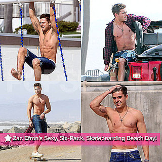 Pictures of Zac Efron Shirtless With Feather Tattoo