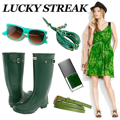 St. Patrick's Day Shopping