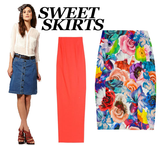 Check Out Our Favorite Skirts For Spring!