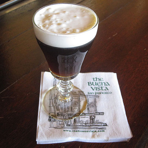 The Buena Vista Cafe's Method For Making the Classic Irish Coffee