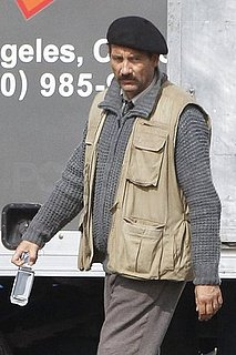 Pictures of Clive Owen Shooting Hemingway and Gellhorn in SF