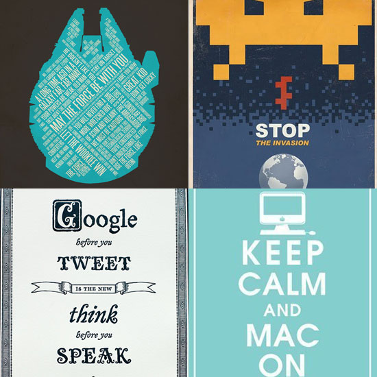 Geeky Posters