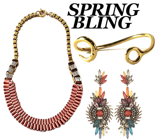 12 Covetable Jewels For Spring!