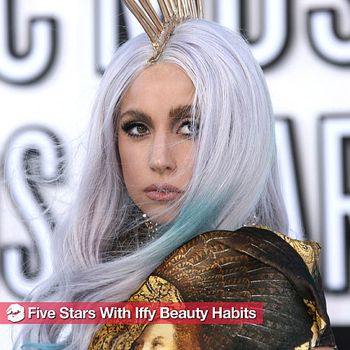 Five Celebrities With Nontraditional Beauty Habits